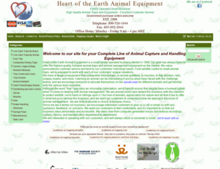 animal-traps.com screenshot