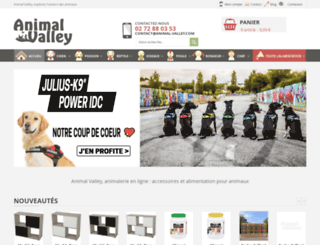 animal-valley.com screenshot