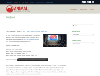 animal.agwired.com screenshot