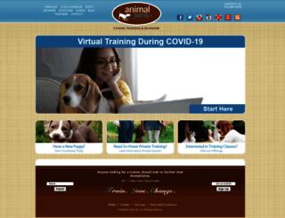 animalsense.com screenshot