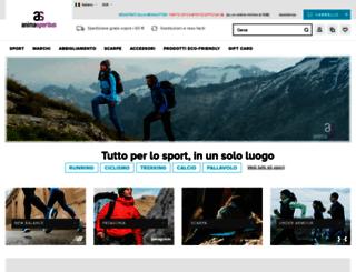 animasportiva.com screenshot