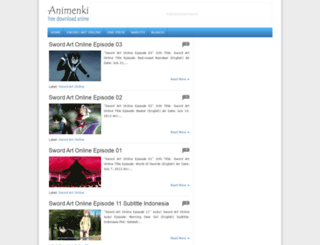 animenki.blogspot.com screenshot