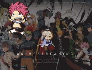 animestreaming.biz screenshot