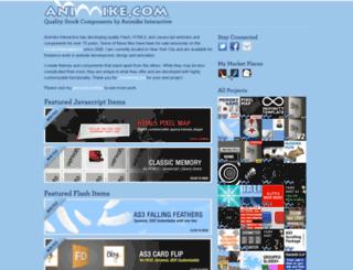 animike.com screenshot