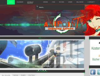 anipoint.net screenshot