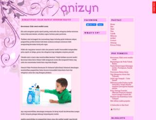 anizyn.blogspot.my screenshot