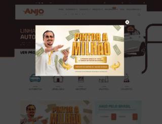 anjo.com.br screenshot