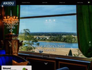 anjou-loire-valley.co.uk screenshot