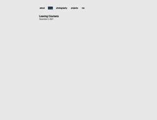 ankitahuja.com screenshot