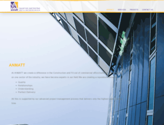 anmatt.com screenshot