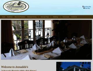 annadeles.com screenshot