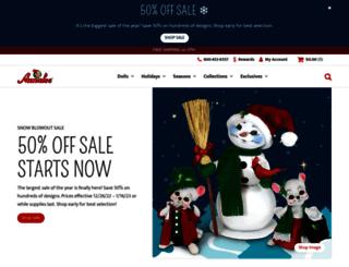 annalee.com screenshot