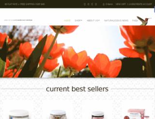 annanaturals.com screenshot