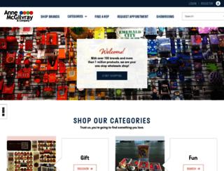 annemcgilvray.com screenshot