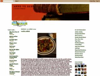 annevebebisi.blogspot.com screenshot