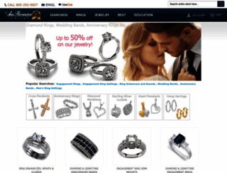annharringtonjewelry.com screenshot