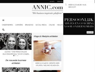 annicvw.com screenshot