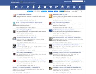 annottobay.hotbizzle.com screenshot