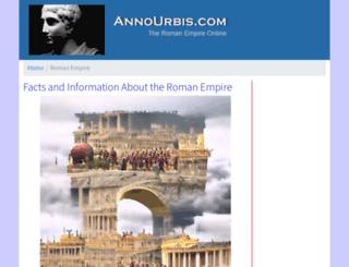 annourbis.com screenshot