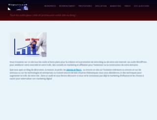 annuaire-blog.blogoutils.com screenshot