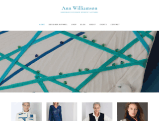 annwilliamson.com screenshot