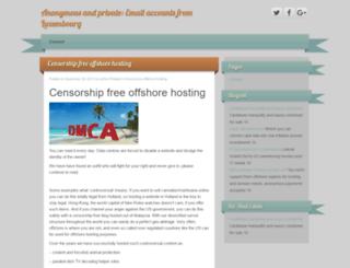 anonymousandprivate.com screenshot