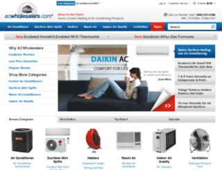 access answers acwholesalers com ac wholesalers