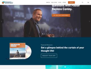 answersbc.org screenshot