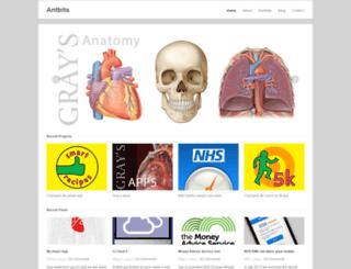 antbits.com screenshot