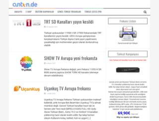 anten.de screenshot