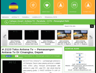 antenatelevisi.com screenshot