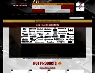 anthony-industries.com screenshot