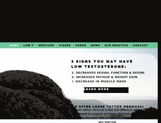anti-aging4men.com screenshot