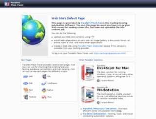antiagingspace.com screenshot