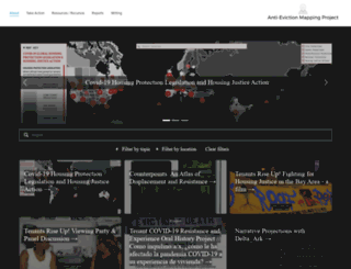 antievictionmappingproject.net screenshot