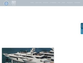 antiguayachtshow.com screenshot