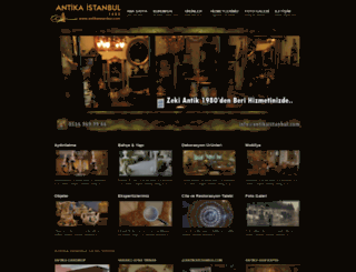 antikaistanbul.com screenshot