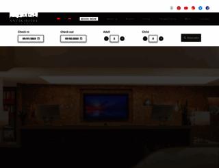 antikhotel.com screenshot