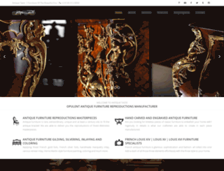 antiquetaste.com screenshot