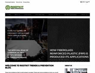 antirootkit.com screenshot