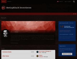 antizyklisch-investieren.de screenshot