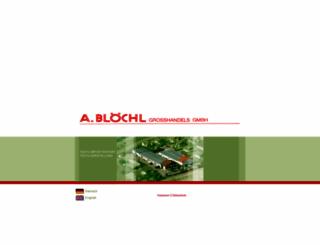 anton-bloechl.com screenshot