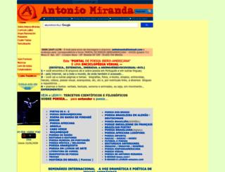 antoniomiranda.com.br screenshot