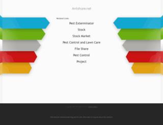 antshare.net screenshot