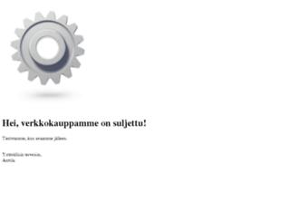 anttila.com screenshot
