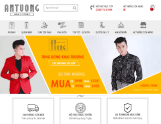 antuongshop.vn screenshot