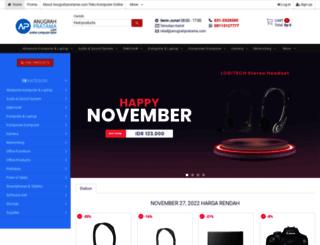 anugrahpratama.com screenshot