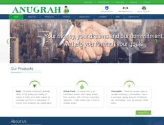 anugrahsb.com screenshot