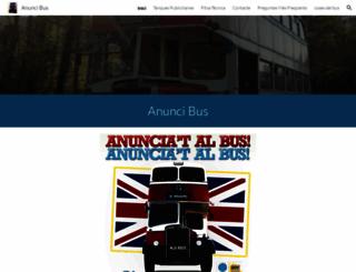 anuncibus.com screenshot