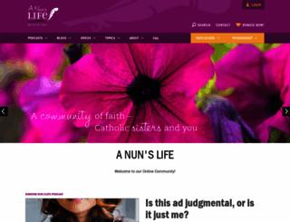 anunslife.org screenshot